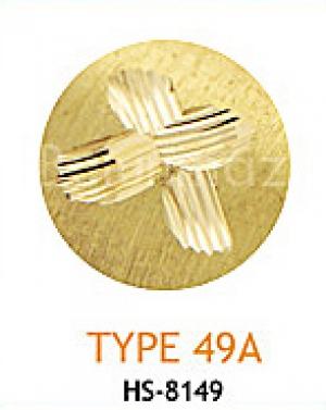 Резец сложного профиля TYPE 49A