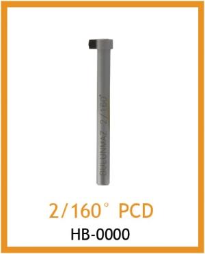 Резец для фактуры 2/160° PCD