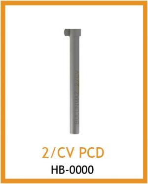 Резец для фактуры 2/CV PCD