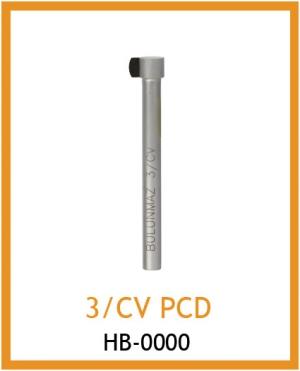 Резец для фактуры 3/CV PCD