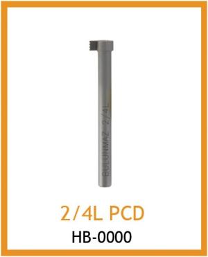 Резец для фактуры 2/4L PCD
