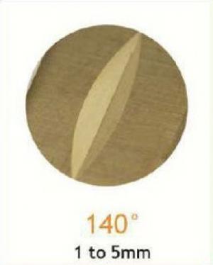 Резец станочный алмазный 140°
