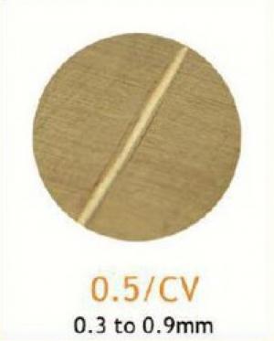 Резец станочный алмазный 0.5/CV