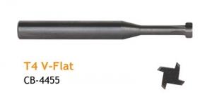 Фрез для ЧПУ T4 V-Flat