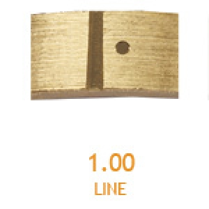Резец для ЧПУ 1.00 LINE