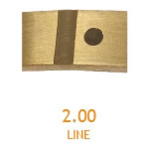 Резец для ЧПУ 2.00 LINE