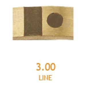 Резец для ЧПУ 3.00 LINE