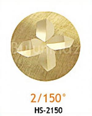 Ручной резец 2/150°