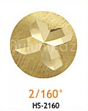 Ручной резец 2/160°