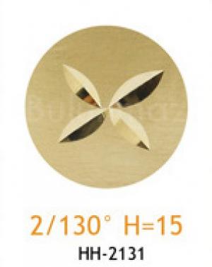 Резец с головкой молот 2/130° H=15