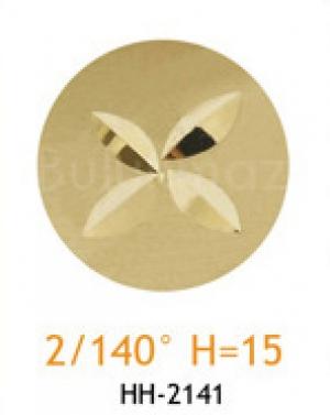 Резец с головкой молот 2/140° H=15