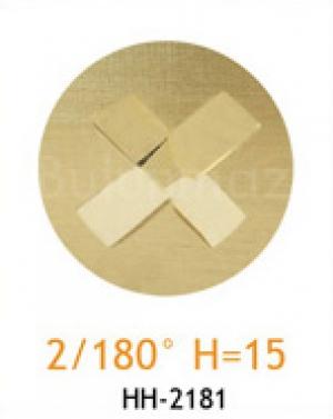 Резец с головкой молот 2/180° H=15