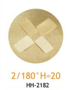 Резец с головкой молот 2/180° H=20