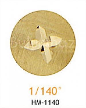 Резец мини 1/140°
