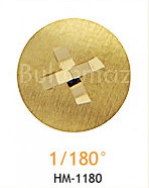 Резец мини 1/180°