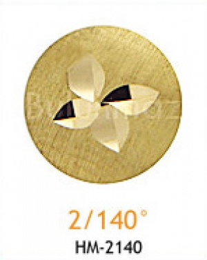 Резец мини 2/140°